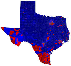 Election Map 2016 by Precinct Level Map Of 2016 Us Presidential Election In Texas Os