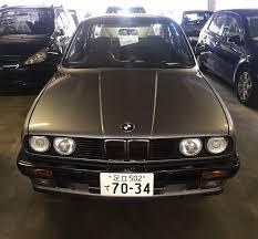 bmw car auctions bmw e30 320i japanese used car auction