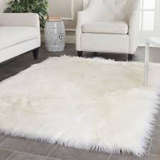 fluffy rugs for bedroom rug designs