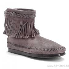 locker canada womens boots locker canada s minnetonka hi top back zip boot dusty