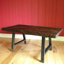 industrial square coffee table rustic plank coffee table tables industrial square side furniture