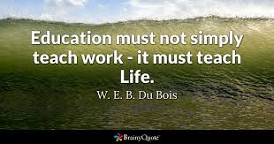 W E B Du Bois Quotes Brainyquote Quotes From The Color Of Water About Race With Page Numbers