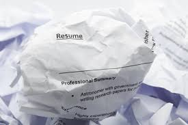Do You Need A Resume For An Interview 5 Common Executive Resume Mistakes That Could Cost You An Interview
