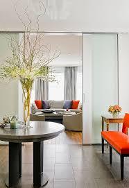 Nice Flower Vases Flower Vase Ccenterpiece Playful Living Space With Orange