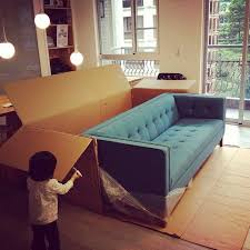 Gus Modern Our Atwood Sofa In An Apartment In Taiwan Atwood - Gus modern furniture