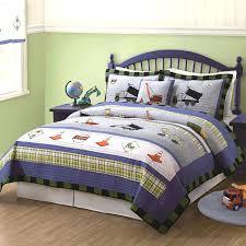 Truck Bedding Sets Truck Bedding Quilt Sets Toddler Size Sarahdinkelacker