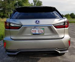 hybrid lexus 2017 2017 lexus rx 450h savage on wheels