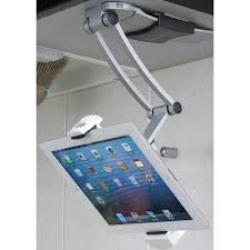 Under Desk Laptop Mount by Cotytech Uws 4 Ipad And Tablet 3 In 1 Mount And Desk Stand