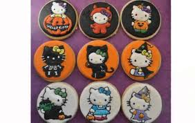 Sugar Cookie Halloween by Halloween Cookie Decorating Youtube