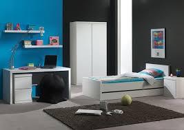chambre enfant complet chambre à coucher enfant complète design lorene coloris blanc