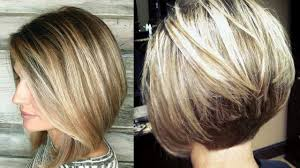 a line shortstack bob hairstyle for women over 50 amazing bob hairstyles for women with thin hair fine hair youtube