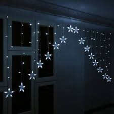 Icicle Lights In Bedroom Led Curtain Lights Ebay