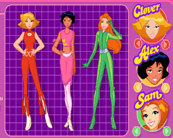 totally spies games free totally spies games girls