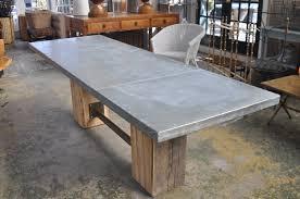 Zinc Top Bar Table Zinc Top Bar Table Chene Interiors