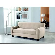 slipcover for sofa fit stretch fit slipcover for sofa box cushion buy now
