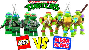 teenage mutant ninja turtles tmnt lego v mega bloks teenage mutant ninja turtles who made it