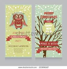 christmas background set flat icons stock vector 521671747