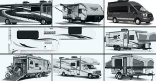the different types of rvs explained rv miles