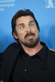 Christian Bale Meme - christian bale mr tonguefinger pinterest christian celebrity