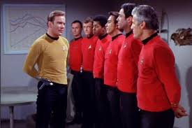 Red Shirt Star Trek Meme - star trek red shirts meme generator
