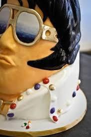 elvis cake topper elvis cake unusuallife cake carousel