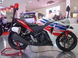 honda cbr photos honda cbr 250r police model unveiled autocar india