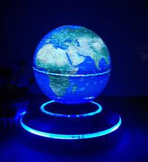 6 inch electronic magnetic levitation floating luminous globe