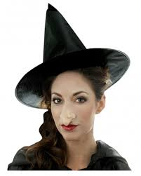 Latex Halloween Costumes Latex Witch Nose Long Witches Halloween