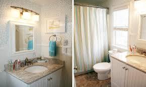 beach themed bathroom small cottage bathrooms coastal style