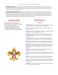 eagle scout reference letter template in word and pdf formats