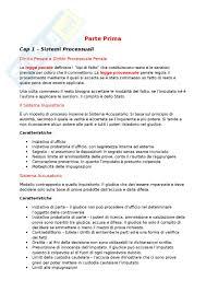 dispense diritto penale esame codice di procedura penale libro adottato codice di