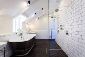badezimmer weiss schwarz weiß badezimmer ein eleganter und zeitloser trend