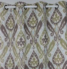 popularne paisley print curtains kupuj tanie paisley print