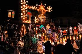 Dyker Heights Christmas Lights Dyker Heights Brooklyn Christmas Lights Mecca