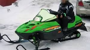 1999 arctic cat zl550 snowmobile service repair manual