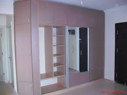 Decoration Cupboard Bedrooms Enchanting Closet Designs With Sliding Door Decoration