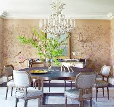 Dining Room Murals 50 Floral Wallpaper And Mural Ideas