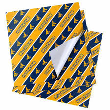 notre dame wrapping paper college wrapping paper ncaa gift wrap gift bags