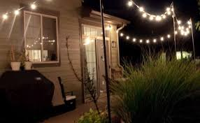 Patio Wall Lighting Inspiring Patio Wall Lighting Ideas 24 Photo Fight For 46522