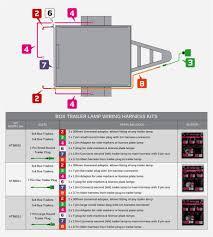 8 way trailer wiring diagram lamp switch circuit diagram semi