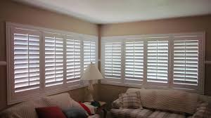 Shutter Blinds Lowes Architecture Exterior Home Design With Faux Brick Panels And Dark