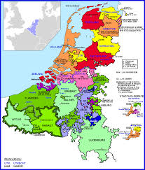 Map Of The Netherlands An Alternate History Of The Netherlands Alternate History Discussion