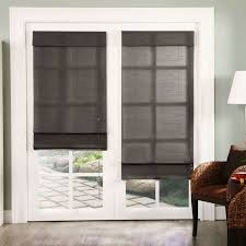 Inexpensive Window Treatments For Sliding Glass Doors - ikea roman shades coveting the look of swanky romanstyle shades