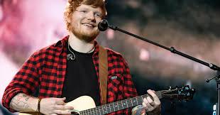 Ed Sheeran Ed Sheeran Sticks To An New Year S Resolution To Not Use Cellphone