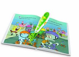 leapreader spongebob squarepants tour de bottom book