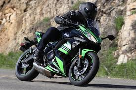 2017 kawasaki ninja 650 first ride test 12 fast facts