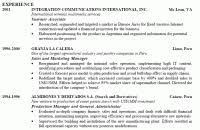 Resumes That Get Jobs by Opulent Design Sample Of A Resume 13 Examples Of Good Resumes That
