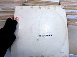 white photo albums helter skelter a record store that only stocks the white album
