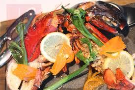 cuisine babette เมน seafood เล อกปร งสดๆจาก babette s the steak house hotel muse