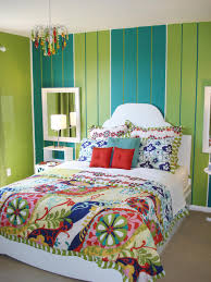 decorations plush girls room with canopy bed and colorful wall decorations plush girls room with canopy bed and colorful wall paint idea also flower chairs